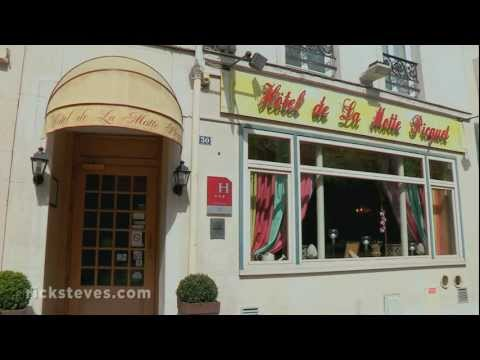 European Travel Skills: Sorting Through Hotel Options