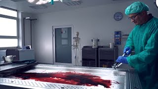 Ciało bez krwi. Makabryczne rozwiązanie zagadki.