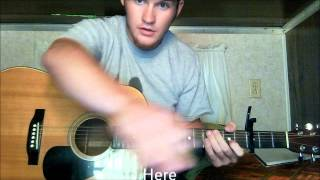 How to Play- Cowboys and Angels By: Dustin Lynch