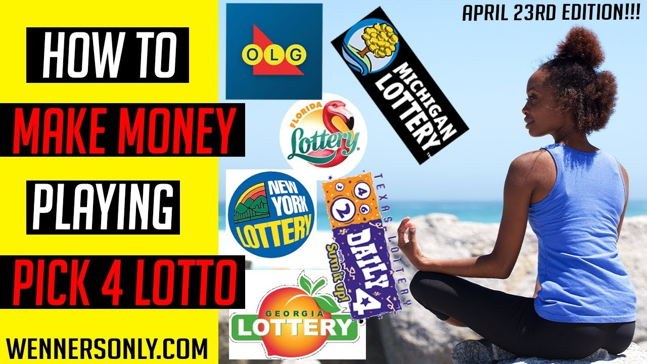 Lottery Strategy for Lotto PICK 4 April 23rd 2019 (WE WIN BIG) | Lotto  Strategies delivered daily