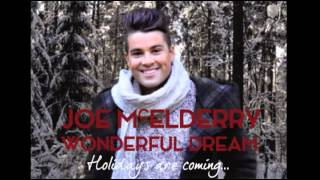 Joe McElderry Wonderful Dream (Holidays are coming)