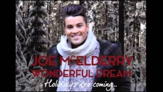 Joe McElderry Wonderful Dream (Holidays are coming)