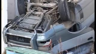 Прогнившие коммунальные сети стали причиной серьезной автоаварии МТК(, 2013-10-24T21:04:29.000Z)