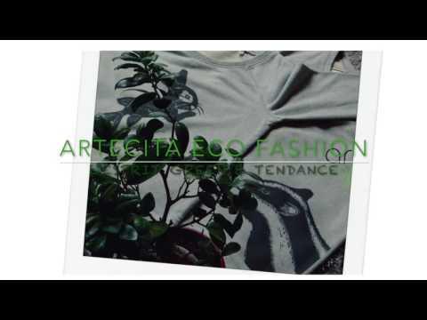 Organic tshirt printing - ArteCita ECO Fashion