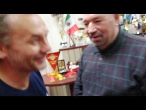Виктор Дмитриев Гранд мастер делится секретами