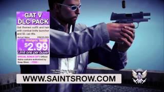 Saints Row IV: GAT V DLC Trailer