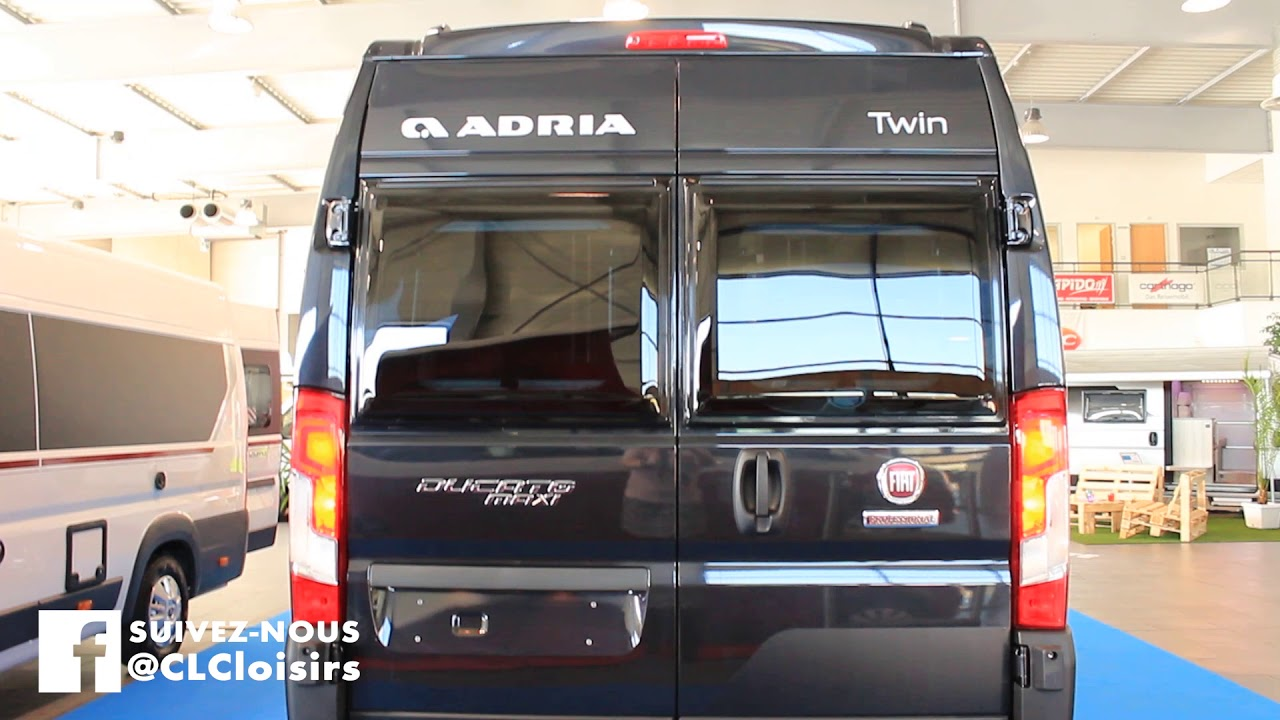 Download ADRIA TWIN SUPREME 640 SGX