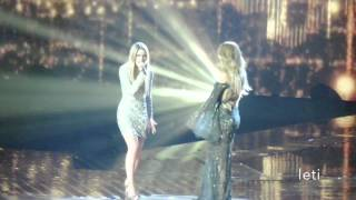 Louisa Johnson sings Forever Young - the Final Results - The X Factor UK 2015 - audience video