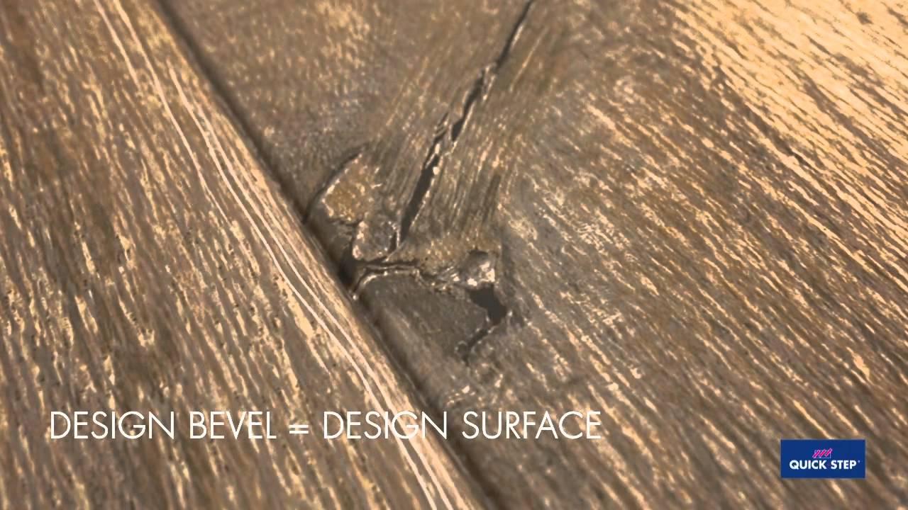 Los suelos laminados m s naturales e impermeables for Suelos laminados quick step precios