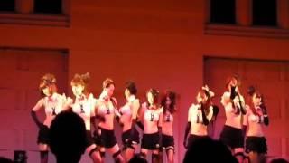 2011年10月23日Tokyo FMホールで行われたG☆Girlsのライブ! 魔法をかけ...
