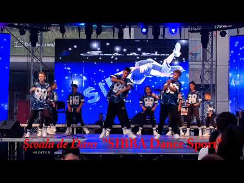 SHOW SIBBA Dance Sport    Alexandria 01 09 2019
