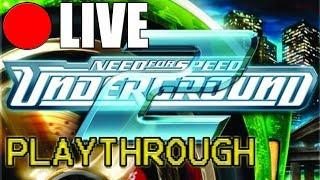 🔴 UNDERGROUND 2 - Playthrough Part 2 - All the Memories ! 👀