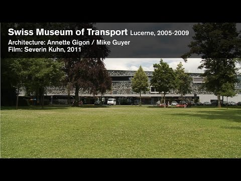 Swiss Museum of Transport, Luzern