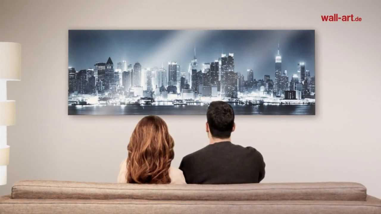 k l wall art tv spot mit jana ina und giovanni zarrella youtube. Black Bedroom Furniture Sets. Home Design Ideas