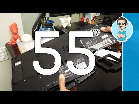 Panasonic TOUGHBOOK 55 Review!