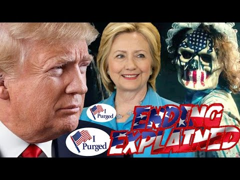 The Purge 3 Election Year Ending Explained - Purge 4
