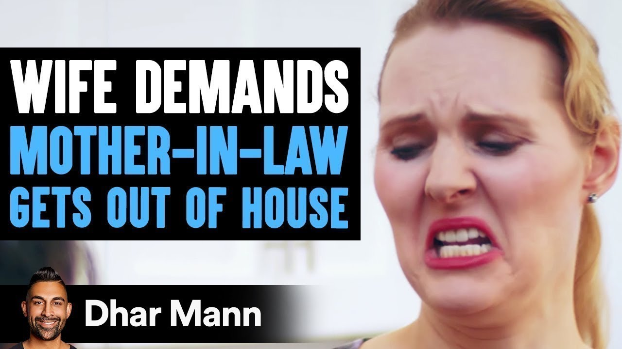 Wife Kicks Out Mother-In-Law Then Realizes A Heartbreaking Truth | Dhar Mann