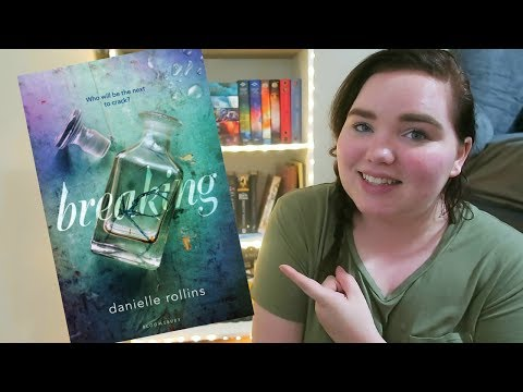 BREAKING BY DANIELLE ROLLINS Spoiler-Free BookChat | AbigailHaleigh