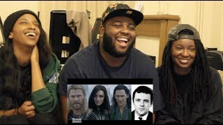 Honest Trailers - Thor: Ragnarok REACTION + THOUGHTS!!!