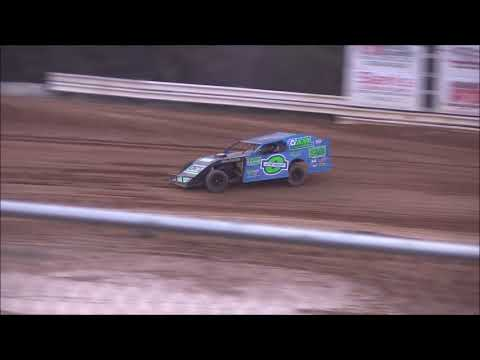 Modified Heat #1 from Jackson County Speedway, April 27th, 2018.