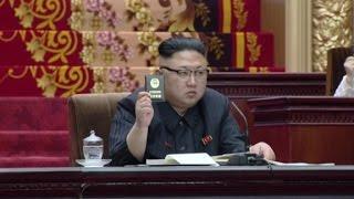 US strike group heads toward North Korea