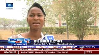 General Elections: University Students Want The Best Leader To Emerge