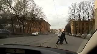 Трамвайные пути .(, 2014-11-27T22:07:37.000Z)