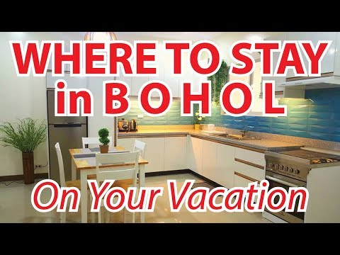 Recommendations on Where to Stay in Bohol On Your Vacation