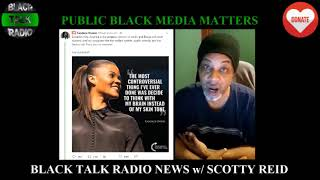 Candace Owens Is Black Face Clowning For Cash From Conservative Groups