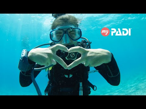 My PADI Story – Margo Peyton, Youth Diving Extraordinaire