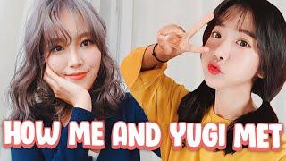HOW ME AND YUGI MET ? | jinnytty