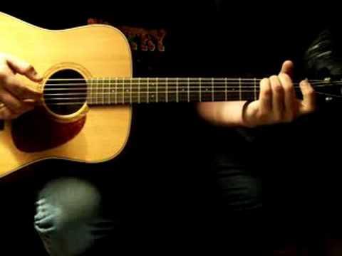 gitaarles nr 143 g en g  R.E.M. Everybody Hurts