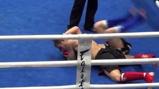 MMA-M-61,2 Aleksi Toivonen, Spors Acadeny Nro. 1. vs. Henri Mäkelä, KBT Kemi