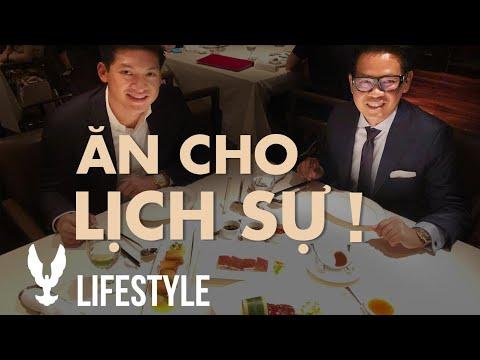 Cách ăn món Á - Ăn cho Lịch Sự