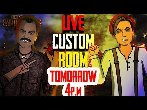 GAITONDE vs JACK Custom Room Session Alert | 17th Jan | Subscribe Now