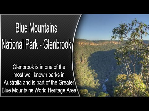 Blue Mountains National Park - Glenbrook