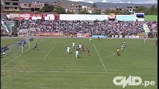 Inti Gas 1-3 Universitario de Deportes (Fecha 8 - Copa Movistar 2013)