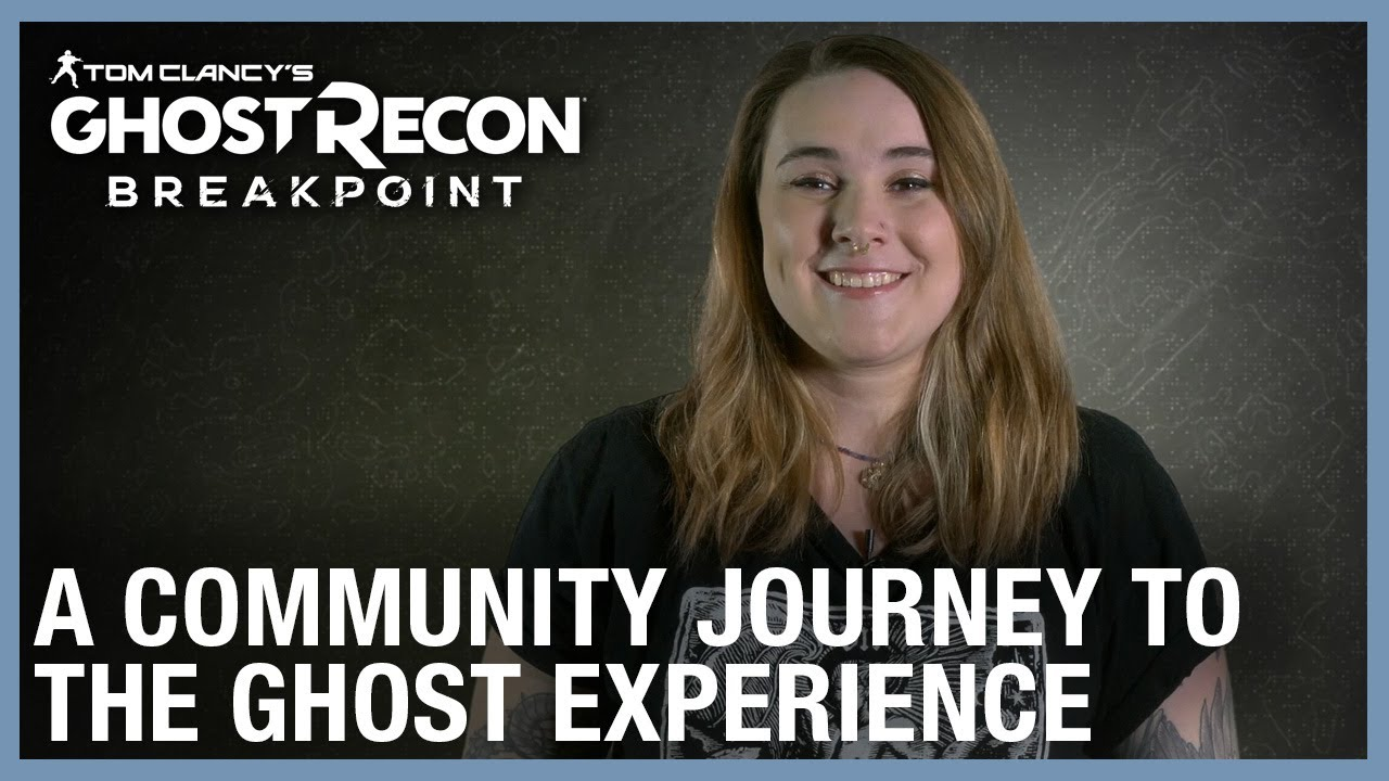 Tom Clancy's Ghost Recon Breakpoint: A Community Journey to the Ghost Experience | Ubisoft