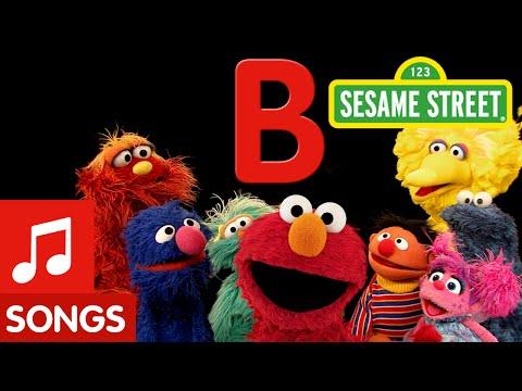 Sesame Street: Letter B (Letter of the Day)