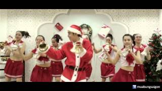 Baixar We wish you a merry Christmas - Học nhảy Zumba cùng Mr. Túc | SaigonDance