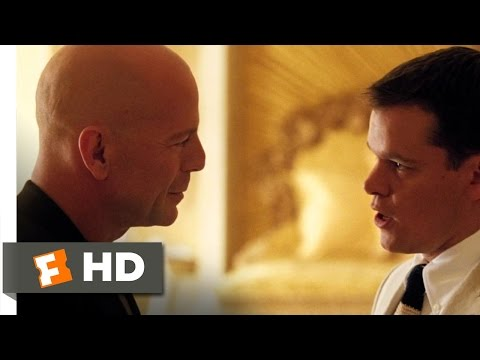 Ocean's Twelve (2/3) Movie CLIP - Lie Hard (2004) HD