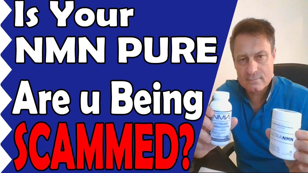 Is your NMN Pure? Are we being Scammed? How can you be Sure?