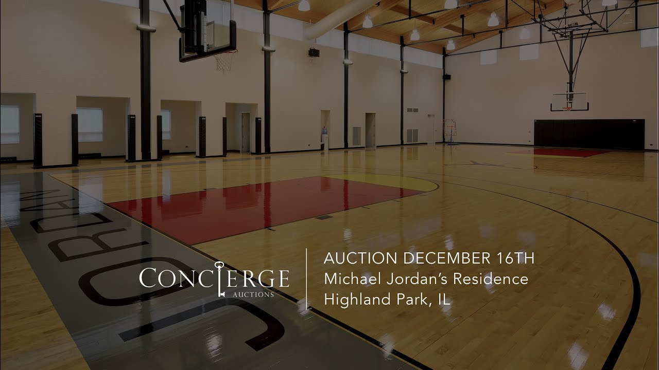 House 2013 Inside Look Video Michael Jordan 39 S Residence Chicago