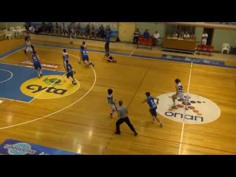 Video : Διεθνές τουρνουά Φιλίας Παγκορασίδων '' ΚΑΒΑΛΑ 2013 '' GREECE - ITALY