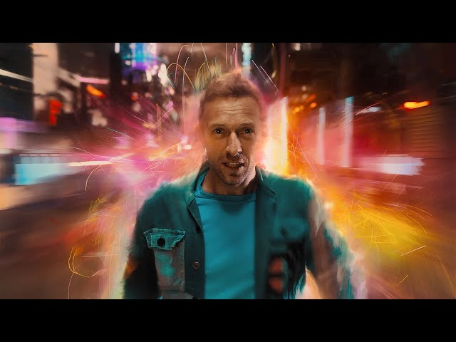 Coldplay - Higher Power (Official Video)