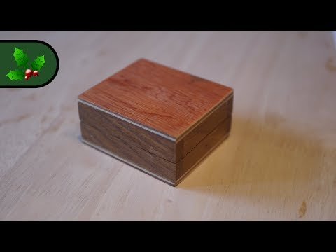 Machinists Mini Jack Extra - Making the Box - Creative Commons