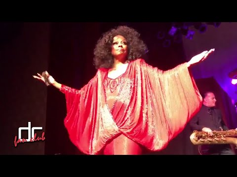 Diana Ross - Live in Lake Charles, Louisiana (1st July, 2017)