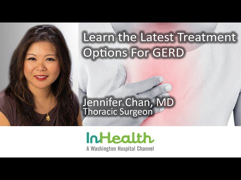 Learn The Latest Treatment Options For GERD