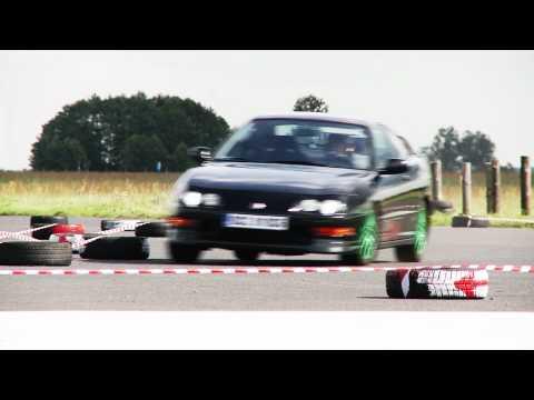 Lap Race WST Compilation Honda Integra