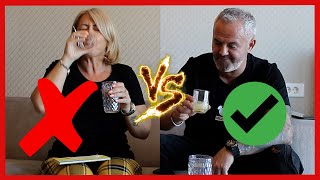 MY PARENTS GUESS CELEBRITIES FROM ABROAD !!! (LIME SHOTS)